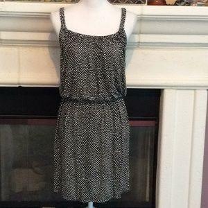 Loft soft comfy dress wear elastic at waist or hip